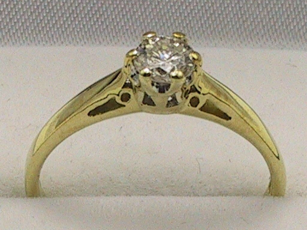 carat gold shaped wedding white ring rings karat