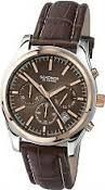 Sekonda 3485 Rose Gold Plated Chronograph Stopwatch Date 50m Watch
